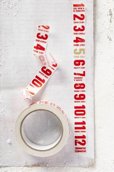 Holiday Package Tape | Pinned by topista.com