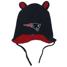 #Patriots Toddler '47 Brand Little Monster Knit Hat
