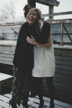Claudia Dey & Heidi Sopinka | Boots & Pine