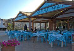 Mamma Mia Restaurant in Nydri, Lefkada