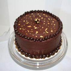 Sour Milk Chocolate Cake Recipe