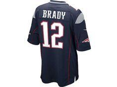 New England Patriots Tom Brady Nike NFL Youth Limited Jersey