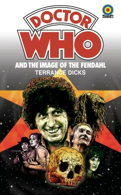 Doctor Who Image of the Fendahl 18 x 12 Digital by DadManCult, $12.99