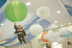 up movie party decorations