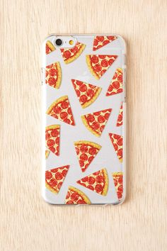 Pizza iPhone 6 Case ★ More iPhone Accessories at @prettywallpaper