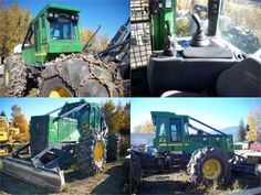 Used 2010 Deere Forestry equipment available in Everson, WA, USA by Zender Equipment co for only $ 185000 @Abbey Adique-Alarcon Phillips Regan Truax://goo.gl/VEp3Cr