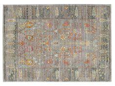 Celeste - Grey rug 140x200