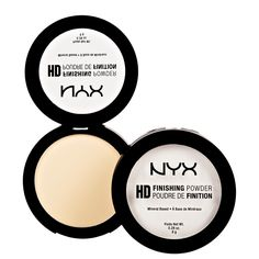 HIGH DEFINITION FINISHING POWDER - NYX Cosmetics