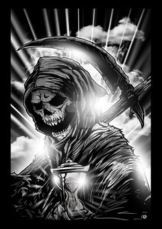 Grim Reaper by r4prolutions