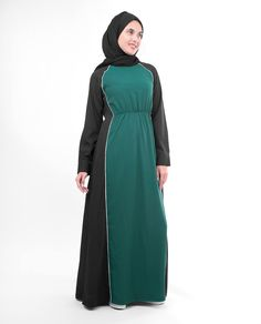 8cba0cf061b85b Your relaxed and feminine ultra-chic Jilbab. With a flared fit and soft hand
