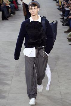 Défilé Louis Vuitton Automne-hiver 2017-2018 9
