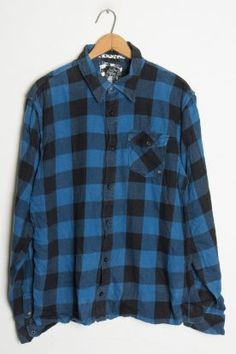 c0a605b16e Flannel Shirts $9.99 & Up - New + Vintage Flannel Shirts - Ragstock.com