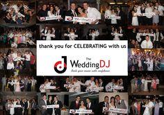 The Wedding DJ - Thank you!