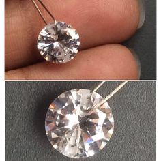 Cubic Zirconia Collection - Drill and Non Drill Options from a size range of 2mm -10mm. We have many shapes and colors too. AAA quality. Convo me for custom orders. Only on Gemsforjewels! Shop Now - Flat 50% off STOREWIDE!!