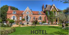 Strattons Hotel, luxury boutique hotel restaurant cafe deli Swaffham, Norfolk. One of the most gorgeous buildings too