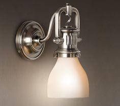 1940s bathroom light fixtures - Google Search