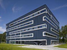 Leiden, kantoor en laboratorium Bio Partner