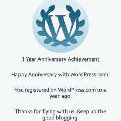 Dear wordpress, it's been one year already!. In other news, I really don't understand how Sapphire is related to a love poem. Fiction is all about love, life, food, health, everything nice and as far the figment of your imagination can go. A new post is u