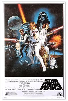 Watch Star Wars Evolve Through Its Spectacular History OfPosters