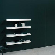 Glas Italia BAU Mensole Shelves