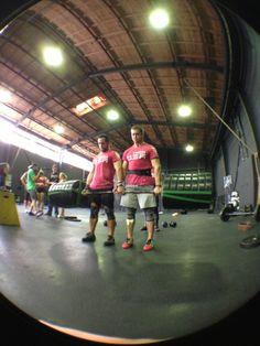 Rich & Ben @ Invitational Reebok Crossfit, Eye Candy, Basketball Court, Gym, Sports, Hs Sports, Excercise, Sport, Gymnastics Room