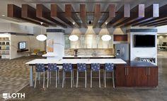 LOTH, Inc. Cincinnati Showroom | Cincinnati, OH project by LOTH, Inc. – Work Cafe #LOTHcincinnati