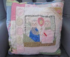 Amazing pillow by Joni Startzman