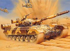 Sowjetischer Kampfpanzer T-80 B (Soviet Main Battle Tank), Modellbausatz im Maßstab 1:72 von Revell | http://www.cyram-entertainment.de/shop/products/Modellbau/Militaer/Fahrzeuge/Sowjetischer-Kampfpanzer-T-80-B-Soviet-Main-Battle-Tank.html