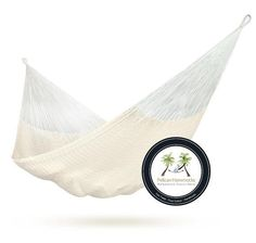 Natural Hammock - 100% Hand Woven Pelican Hammock - Available in Multiple Sizes from PelicanHammocks on Etsy. Saved to random.