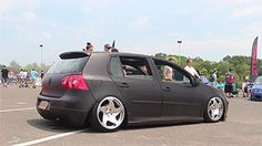 Stanced Cars