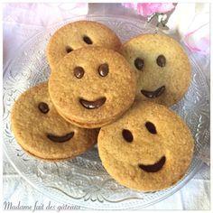 Biscuits fourrés …