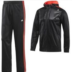 #Adidas Men's Tracksuit Young Oc Size S