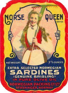 Norse Queen Sardines