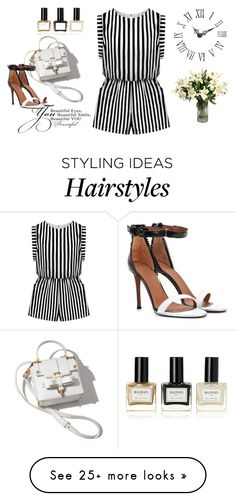 """""""Untitled #1600"""" by doinacrazy on Polyvore featuring Balmain, Givenchy, women's clothing, women's fashion, women, female, woman, misses and juniors"""
