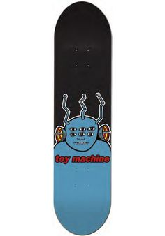 Toy-Machine Trans-2015, Deck, black-blue Titus Titus Skateshop #Deck #Skateboard #titus #titusskateshop