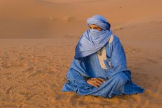 Tuareg - blue men of the Sahara Desert
