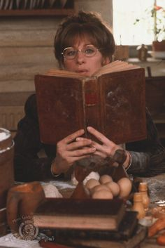 Barbra Streisand in Yentl, another beloved movie! Where a woman's passion for studying is questioned by her love for her best friend... Who thinks she's a boy.