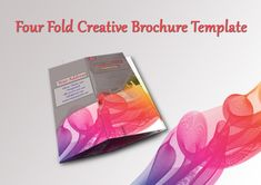 Four Fold Creative Brochure PSD Template Psd Templates, Brochure Template, Creative Brochure, Employee Gifts, Promote Your Business, Corporate Gifts, Design Desk, Christmas, Commercial