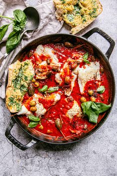Fish Dishes, Main Dishes, Italian Tomato Sauce, Fire Food, One Pot Dinners, Camp Fire, Breakfast Lunch Dinner, Homemade Pasta, Winter Recipes