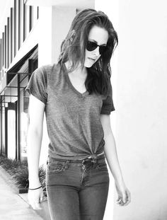 Kristen Stewart my biggest girl crush. Lol