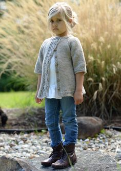 Ravelry: Cove Cardigan pattern by Heidi May Arm Knitting, Knitting For Kids, Knitting Projects, Christmas Knitting Patterns, Crochet Patterns, Velvet Acorn, Universal Yarn, Baby Scarf, Lang Yarns