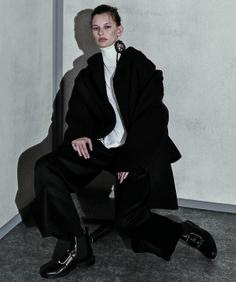 Publication: WSJ Magazine June 2014 Model: Amanda Murphy Photographer: Josh Olins Fashion Editor: Clare Richardson
