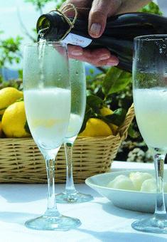 Champagner Fizz