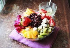 Notions & Notations of a Novice Cook • Making PatBingSoo (팥빙수)