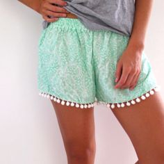 Shorts that aren't sporty and ARENT jeans and that are just cute and comfy❤️