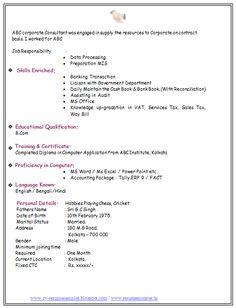 Resume Format Lawyer 2 Resume Format Pinterest Sample Resume