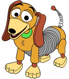 Slinky Dog (Toy Story) Toy Story Theme, Toy Story Party, Toy Story Birthday, Slinky Toy, Toy Story Slinky, Cumple Toy Story, Festa Toy Story, Disney Pixar, Disney Art