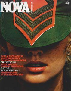 nova magazine, september 1971, by hans feurer