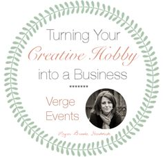 Turning Your Creative Hobby into a Business:: Event Planning