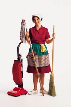 Mrs. Cleans Efficient House Cleaning Tips.